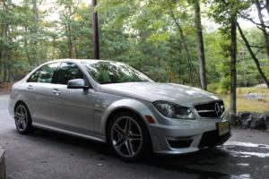 2014 Mercedes-Benz C-Class C63 AMG Photo