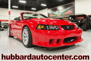 2004 Ford Mustang Super rare Saleen, one of ony 2 S281E convertibles