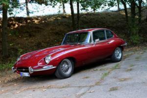 1968 Jaguar E-Type Series 1 1/2,4.2L V6,LHD,manual transmission,matching numbers