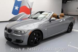 2011 BMW 3-Series 335I CONVERTIBLE M-SPORT TWIN-TURBO NAV