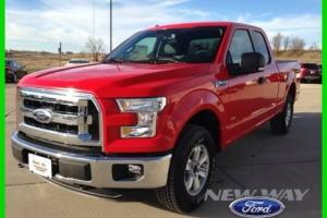 2015 Ford F-150 XLT 4x4 4dr SuperCab 6.5 ft. SB