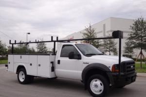 2005 Ford F-450 Service Utility Body V10 FL Truck