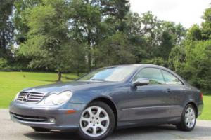 2004 Mercedes-Benz CLK-Class CLK320 2dr Coupe 3.2L