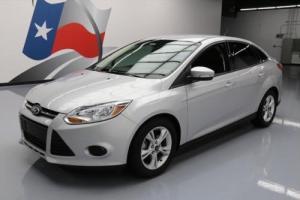 2014 Ford Focus SE SEDAN AUTOMATIC ALLOY WHEELS