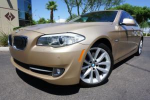 2011 BMW 5-Series 11 535i 5 Series Sedan 535 1 Owner Clean CarFax