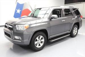 2011 Toyota 4Runner SR5 SUNROOF HTD LEATHER TOW