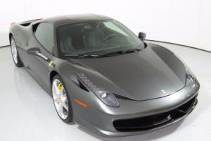2013 Ferrari 458 2dr Coupe