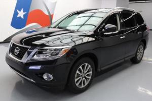 2016 Nissan Pathfinder S 4X4 7-PASS REAR CAM ALLOYS