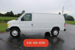 2007 Ford E-Series Van Commercial