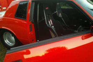 1982 Chevrolet Monte Carlo