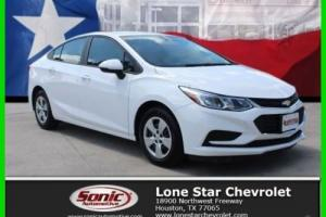 2016 Chevrolet Cruze LS 4dr Sdn Auto Certified