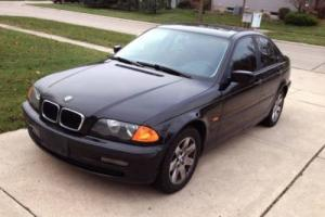 2001 BMW 3-Series 325xi