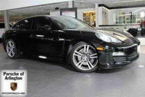 2011 Porsche Panamera 2