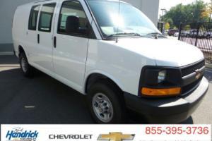 "2017 Chevrolet Express RWD 2500 135"""