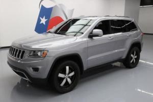 2014 Jeep Grand Cherokee LIMITED 4X4 SUNROOF NAV
