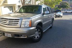 2003 Cadillac Escalade Photo