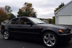 2004 BMW 3-Series 325xi