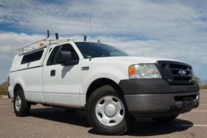 2008 Ford F-150 XL Long Bed 2WD with Enclosed Utility Shell