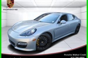 2013 Porsche Panamera GTS Certified
