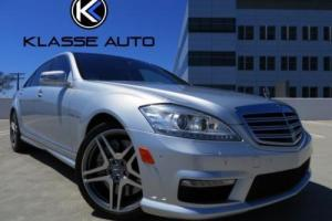 2010 Mercedes-Benz S-Class S65 AMG Photo