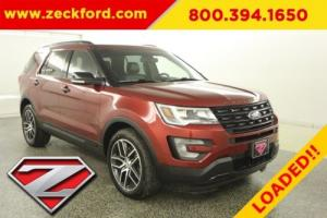 2016 Ford Explorer Sport All Wheel Drive