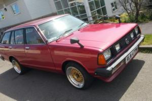 1981 DATSUN SUNNY FASTBACK ESTATE B310 1.5 RWD ONLY 54440 MILES CAN DELIVER