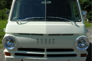 1966 Dodge A100 Custom Sportsman Van not VW Photo