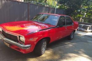 Torana LH LX SLR Look A Like 3 8L V6 Auto 1974 Photo