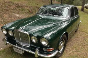 Vinatage Jaguar in NSW Photo