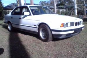 BMW 525i 1993 525i ALL Options Bells Whistles