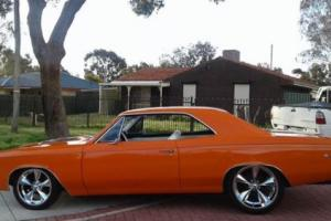 67 Chevy Chevelle SS in WA