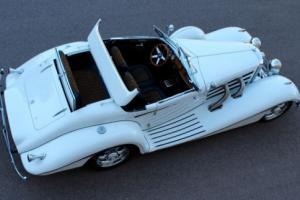 1936 Replica/Kit Makes Mercedes Benz 540K 500K Excalibur Style