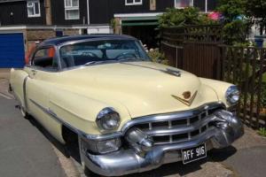 cadillac coupe deville 1953