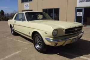 1965 Ford Mustang Coupe 289 V8 Auto VIC Rego TIL JAN 2017 RWC in VIC