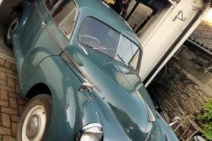 Morris minor 1955