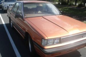 Nissan Pintara 1987