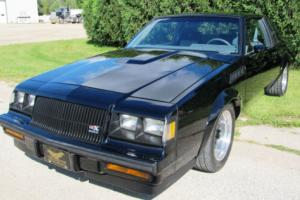 1987 Buick Grand National GNX 075 Photo