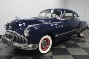 1949 Buick Super Sedanette Photo