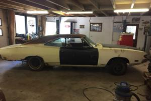 dodge charger 1969 for Sale