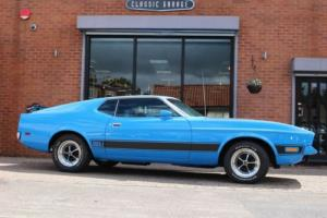 1971 Ford Mustang Mach 1 351 V8 M-code Auto Photo