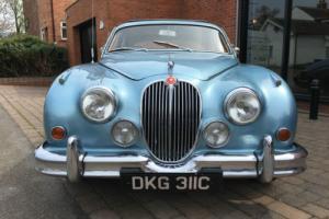 1965 Jaguar MK 2 3.4 Manual O/D