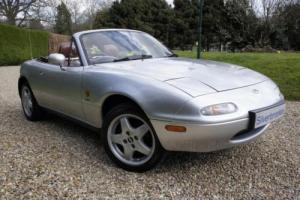 Mazda MX-5 Harvard PETROL MANUAL 1997/R