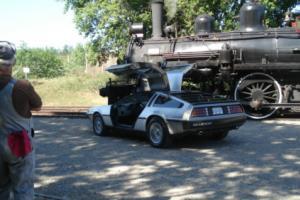 1983 DeLorean DMC 12