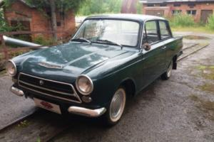 Pre Airflow Mk1 Ford Cortina 1200