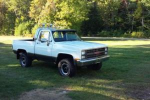 1982 GMC Other base