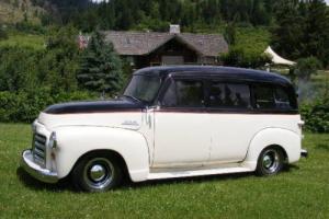 1954 GMC Suburban Suburban
