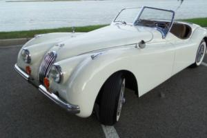 1953 Replica/Kit Makes JAGUAR CONVERTIBLE XK 120