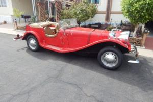1937 Jaguar S-Type Photo
