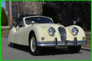 1957 Jaguar XK DHC Photo