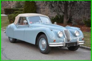 1956 Jaguar XK DHC